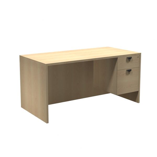 Innovations Series Single Pedestal Desk (INV-16A)