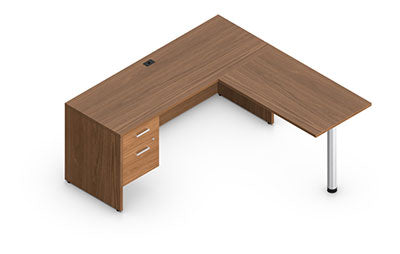 L-Shape Desk (MLP113)