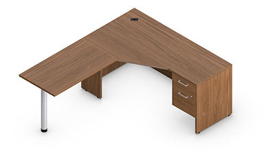 L-Shape Desk (MLP115)