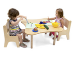 Kids Flower Table (WB0181)