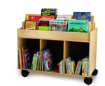 Mobile Book Storage (WB0383)
