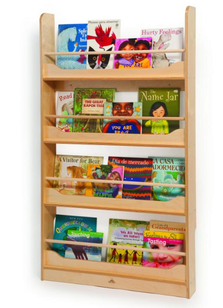 Wall Mounted Book Shelf (WB2113)