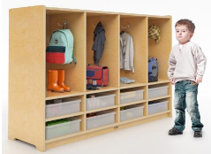 Kids Locker (WB3904)