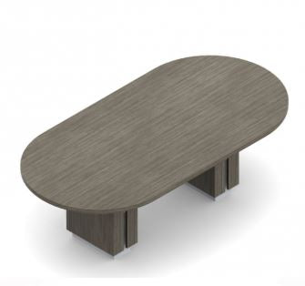ZIRA Racetrack Boardroom Table (Z6096RTE)
