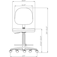 Drafting Stool No arms