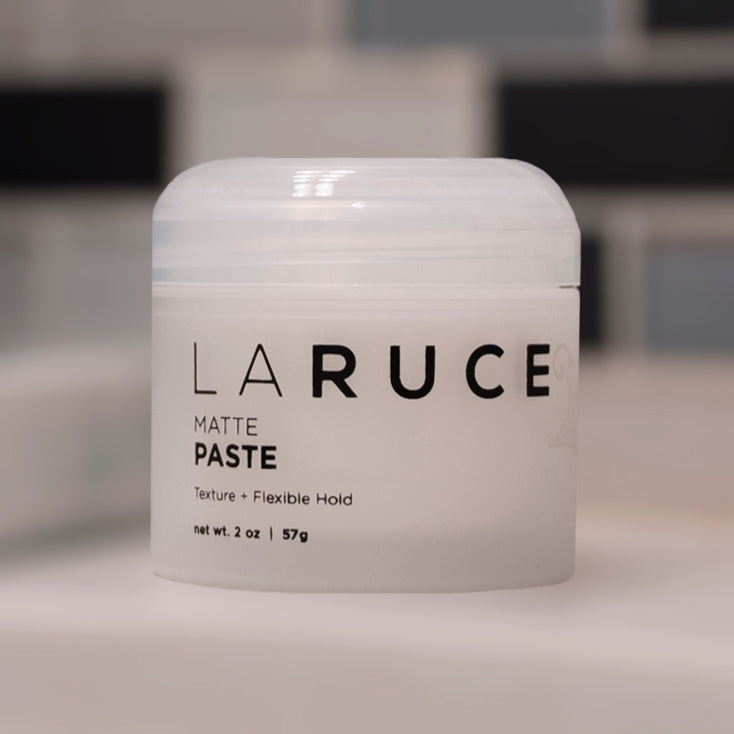 Matte Paste Texture + Flexible Hold