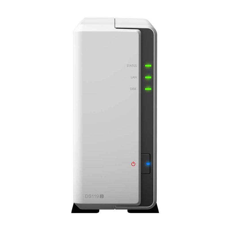 SYNOLOGY DS119J Diskless Nas