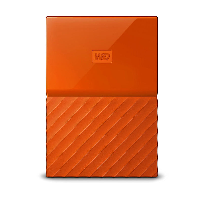 "WD MY PASSPORT 2.5"" 2TB Naranja"