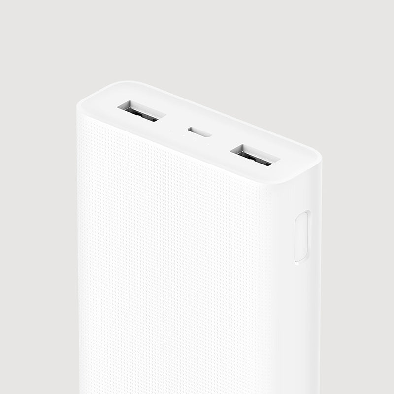 POWERBANK XIAOMI 20000 2C BLANCO