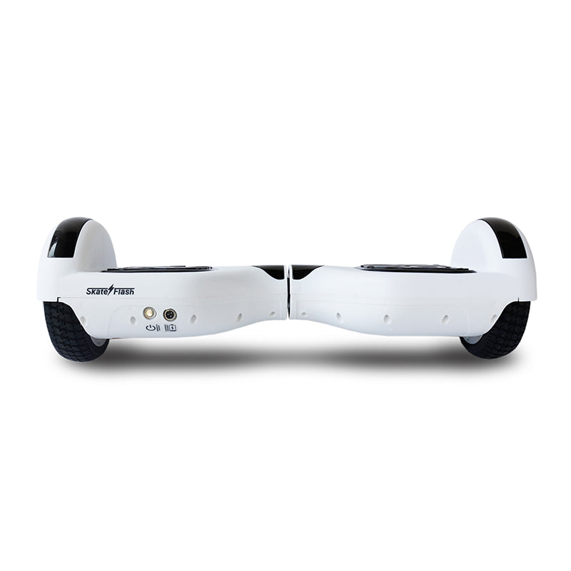 SKATEFLASH K6+WHITEB Blanco Hoverboard