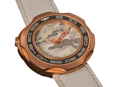 Evox diver watch