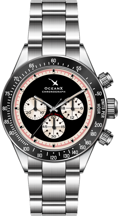 OceanX Speed Racer Chronograph SRS111
