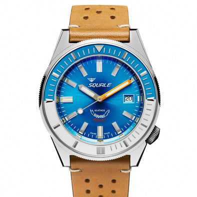 Squale Matic 60 Atmos Light Blue Diver