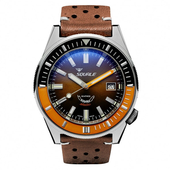 Squale Matic 60 Atmos Brown Diver