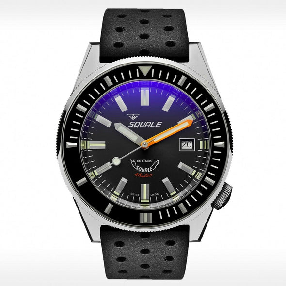 Squale Matic 60 Atmos Grey Diver