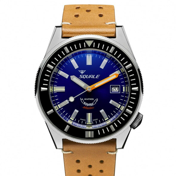Squale Matic 60 Atmos Dark Blue Diver