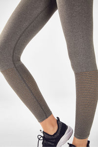 High-Waisted Mesh Legging