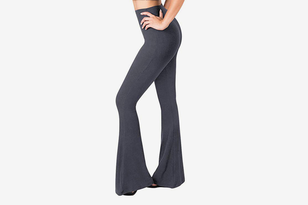 High Waisted Flare Palazzo Wide Leg Pants
