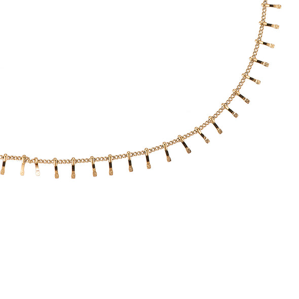 Dottilove - Necklace - Tribe Gold