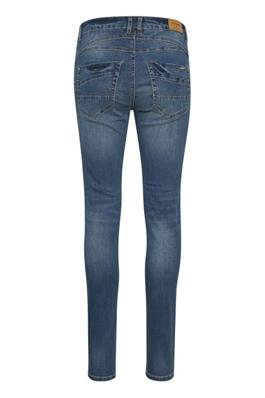 AlmaCR shape fit jeans - Rich blue