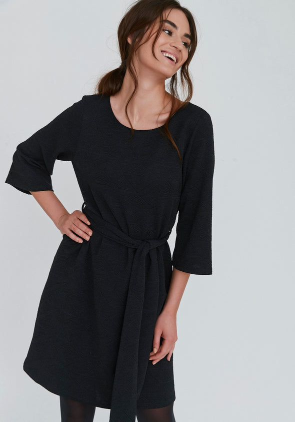 Kalisi dress - Black lurex