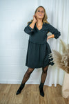 Etienne Dress - Black
