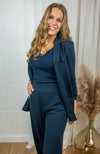 Louisville catia blazer - Dark blue