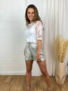 Philippa Shorts - Silver