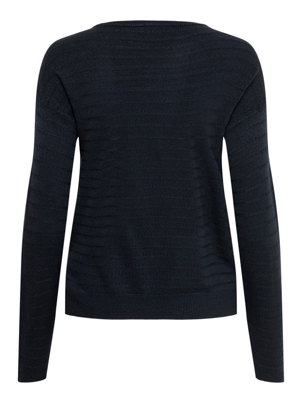 Gadot pullover knit - Dark blue