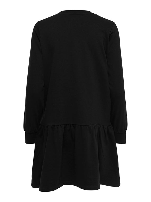 Nashville sweat dress - Black