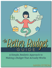Load image into Gallery viewer, The Better Budget Guide (Digital Download)