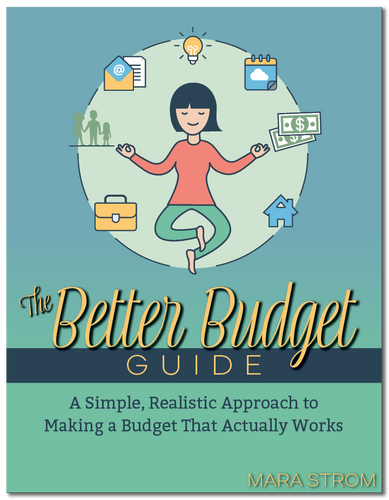 The Better Budget Guide (Digital Download)