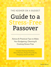 Load image into Gallery viewer, Guide to a Stress-Free Passover (Digital Download)