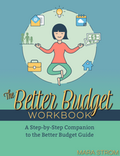 Load image into Gallery viewer, The Better Budget Workbook (Digital Download)