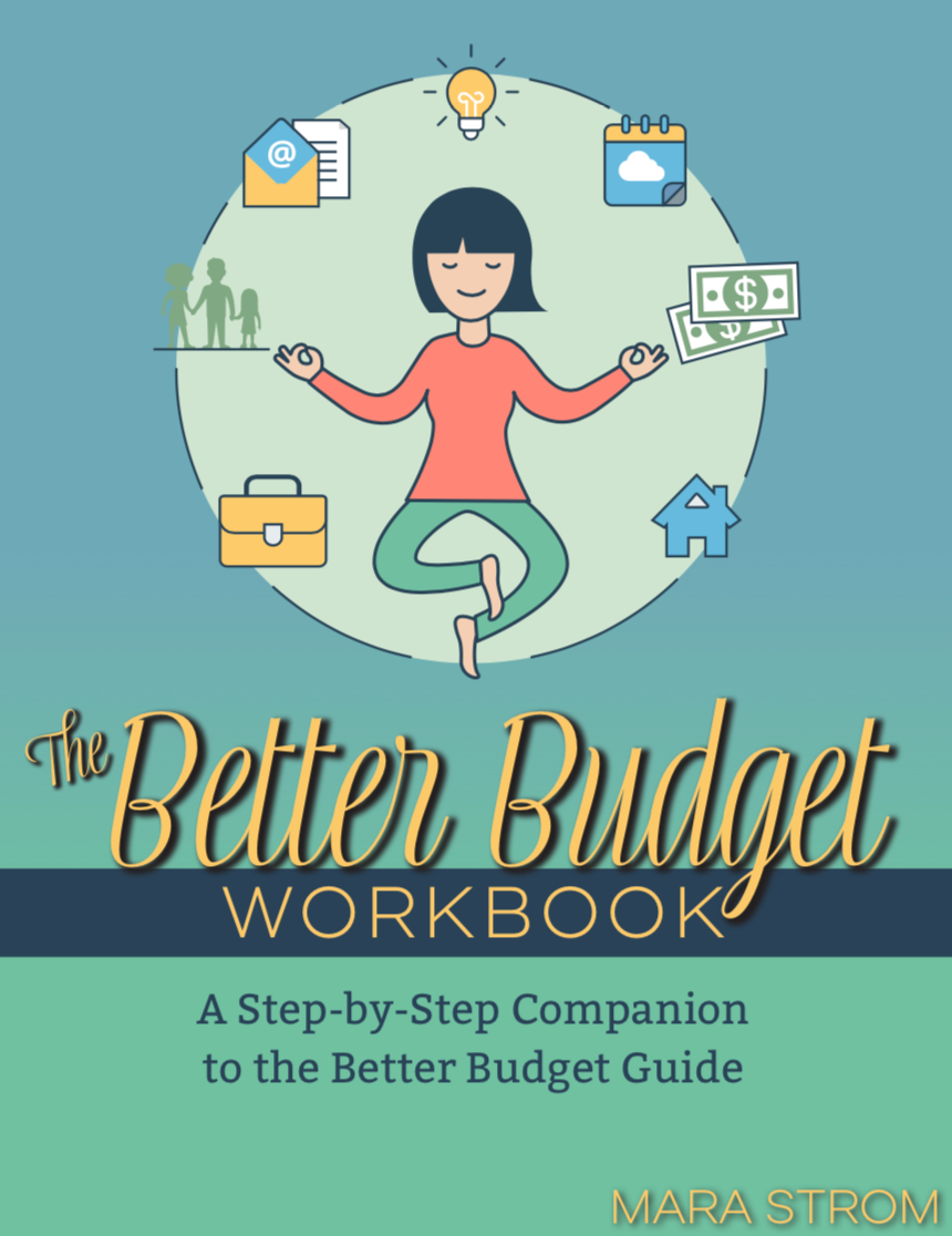 The Better Budget Workbook (Digital Download)
