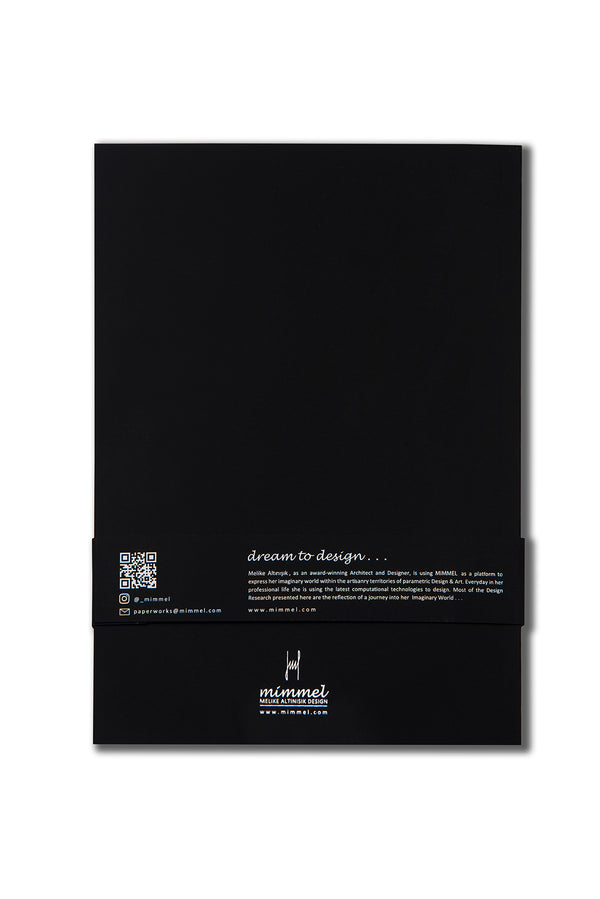 Swarm ME Black Notebook