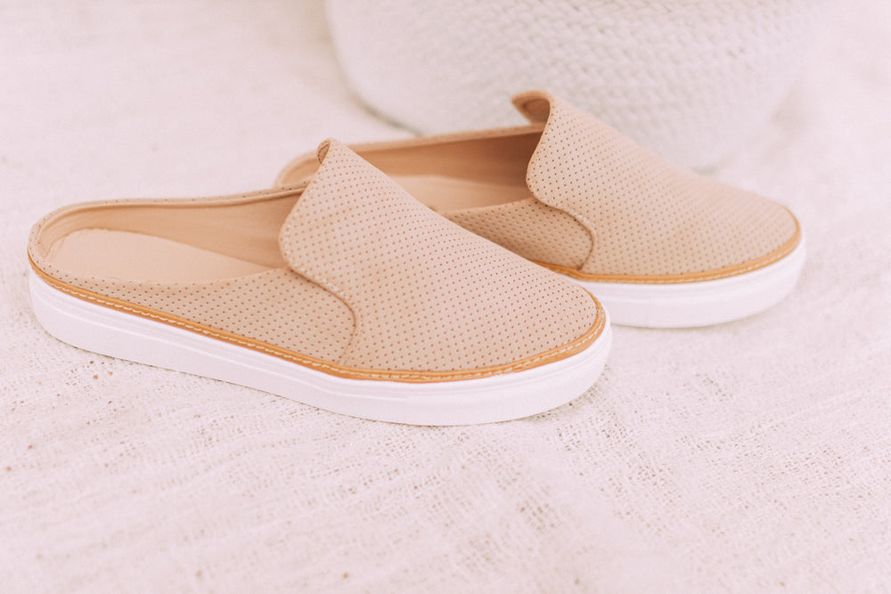Dakota Sneakers - Oatmeal
