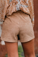 Lost My Mind Mocha Skort