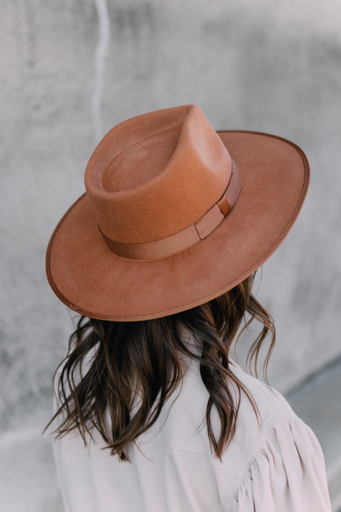 Tan Rancher Hat