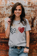 Heart Eyes Graphic Tee