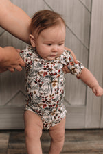 Cove Short Sleeve Bodysuit 3-6 Months