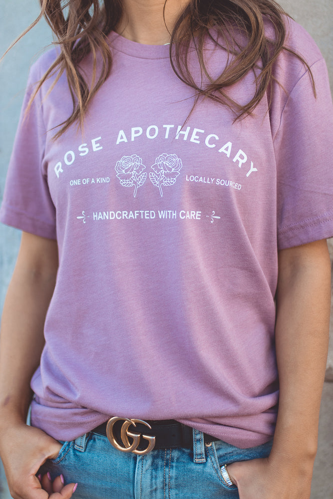 Rose Apothecary Graphic Tee