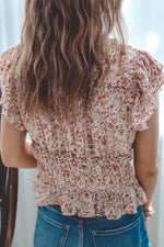 Even Sweeter Floral Top