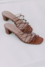 Chinese Laundy: lizza sandal - bark