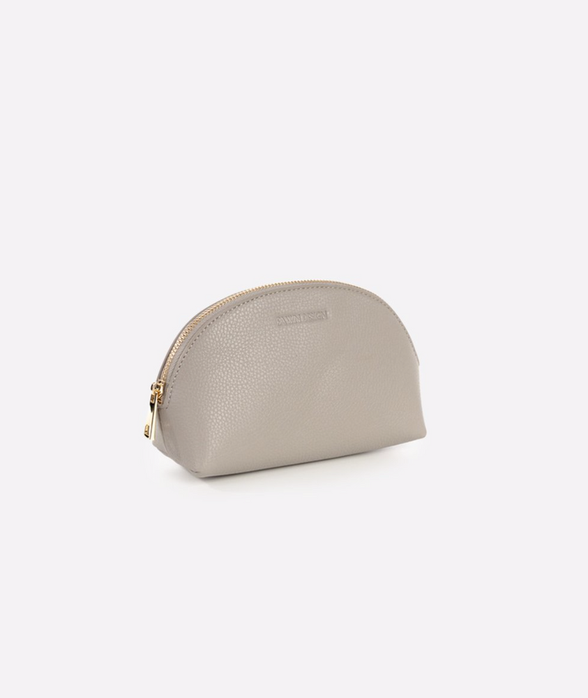 FAWN DESIGN THE COSMETIC BAG - GRAY (SMALL