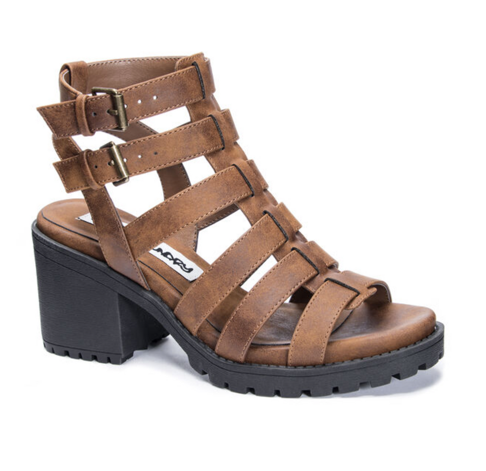 Fun Stuff Sandal - Whisky