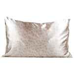Kitsch Satin Pillowcase - Leopard