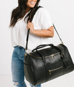 FAWN DESIGN THE WEEKENDER - BLACK