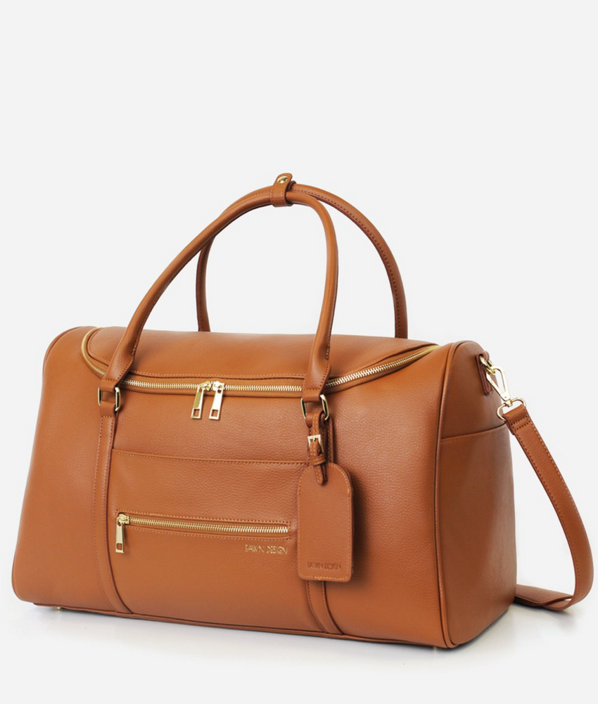 FAWN DESIGN THE WEEKENDER - BROWN