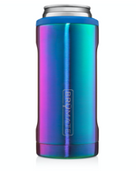 BruMate: HOPSULATOR SLIM | RAINBOW TITANIUM (12OZ SLIM CANS) (LIMITED EDITION)